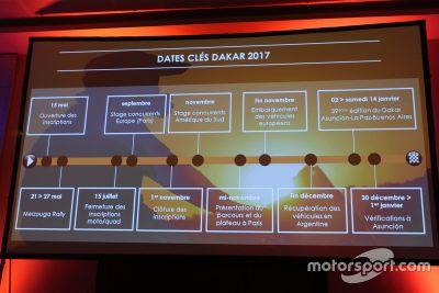 2017 Dakar Press conference