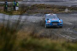 Мадс Остберг и Ола Флёне, M-Sport Ford Fiesta WRC