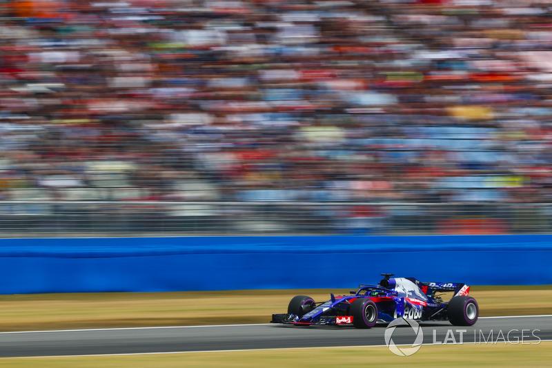 16: Brendon Hartley, Toro Rosso STR13, 1'14.045