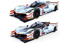 Team Penske Acura DPi livery