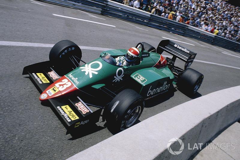 1985. Alfa Romeo 185T
