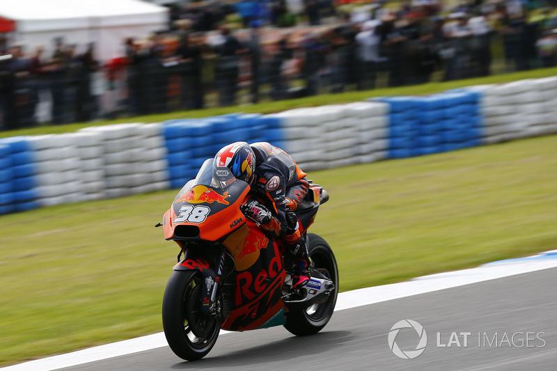 10. Bradley Smith, Red Bull KTM Factory Racing