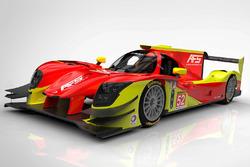 #52 AFS/PR1 Mathiasen Motorsports Ligier JSP 217