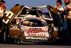 Боб Воллек, Дерек Белл і Джо Андретті, Porsche 962