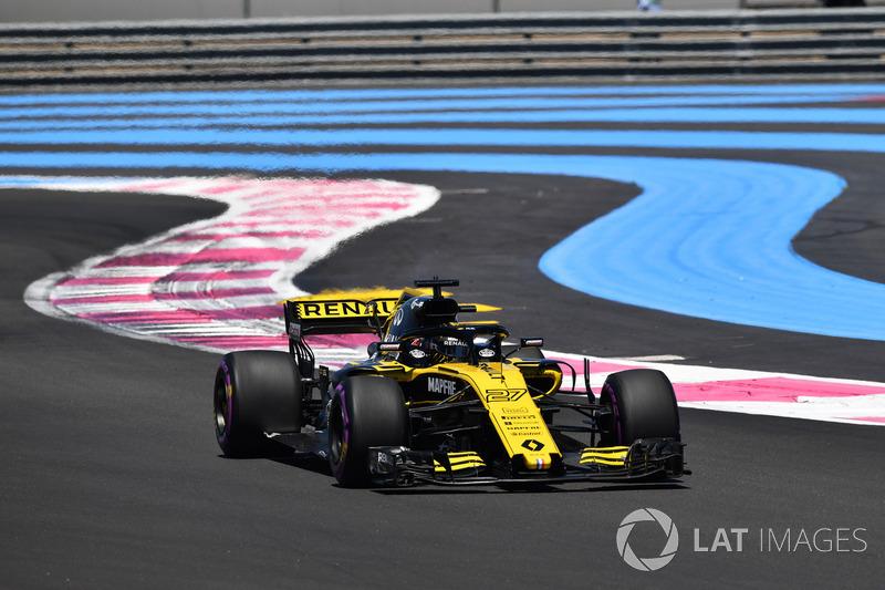 12. Нико Хюлькенберг, Renault Sport F1 Team RS18