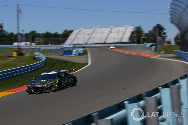 #36 CJ Wilson Racing Acura NSX GT3, GTD: Marc Miller, Till Bechtolsheimer