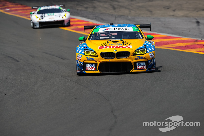 #96 Turner Motorsport BMW M6 GT3, GTD: Dillon Machavern, Bill Auberlen, Don Yount