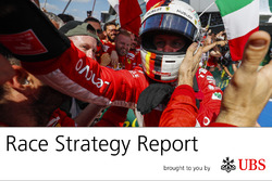 Strategy Report de James Allen - GP de Grande-Bretagne