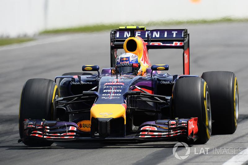 8: Bem-vindo, Ricciardo!