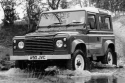 Land Rover Defender 90 1984