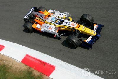 Teste em Monza