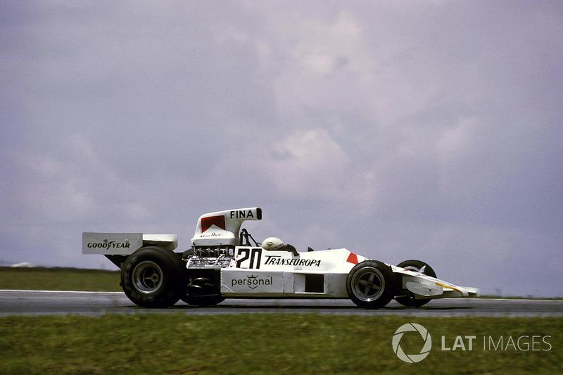 1975 : Williams-Cosworth FW