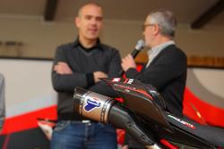 Il nuovo scarico Termignoni per la Ducati V4