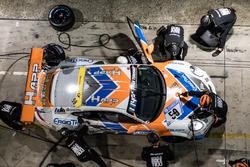 #59 Gigaspeed Team GetSpeed Performance Porsche 991 GT3 Cup: Ulrich Berg, Jean-Louis Hertenstein, Milan Kodidek