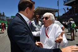Bernie Ecclestone,, Joao Doria, Mayor of Sao Paulo