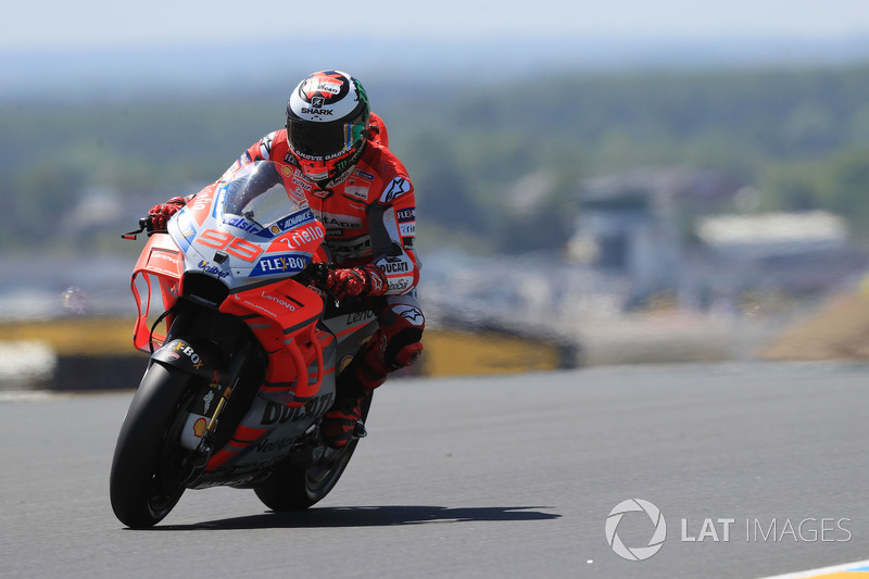 6. Jorge Lorenzo, Ducati Team,