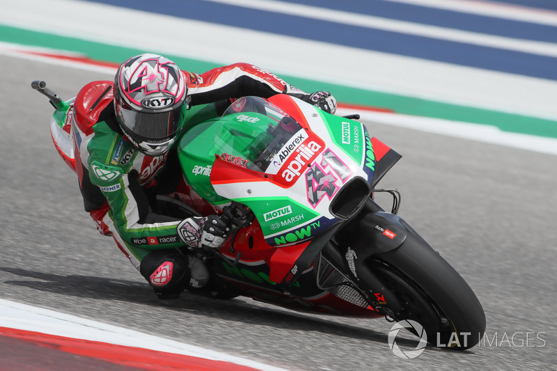 15. Алейш Еспаргаро, Aprilia Racing Team Gresini - 6 очок