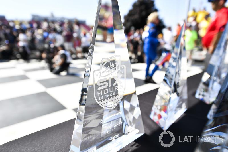 Il trofeo di Watkins Glen
