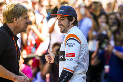 Фотограф Стівен Ті, Фернандо Алонсо, McLaren
