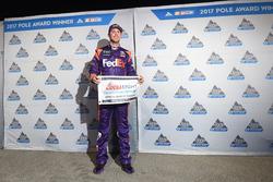 Polesitter: Denny Hamlin, Joe Gibbs Racing Toyota