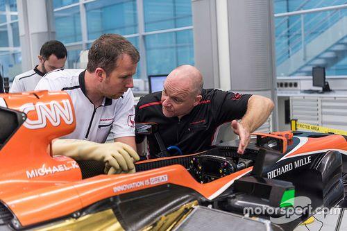 Amazon McLaren documentary unveil