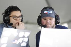 #86 Michael Shank Racing Acura NSX, GTD: Katherine Legge