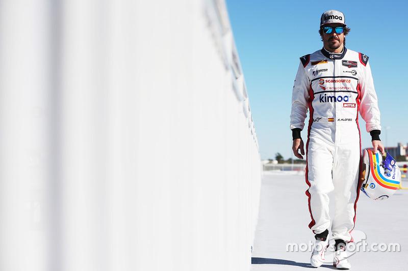 Fernando Alonso, United Autosports