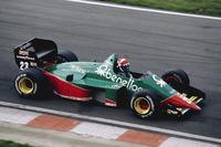 Eddie Cheever, Alfa Romeo 184T