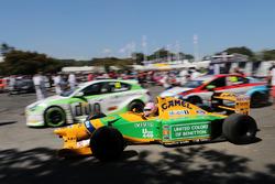 Lorina McLoughlin, Benetton