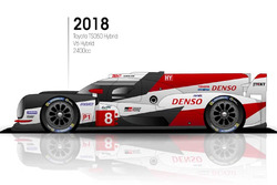 2018 Toyota TS050 Hybrid