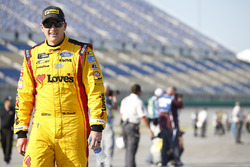 Michael McDowell, Front Row Motorsports, Ford Fusion Love's Travel Stops / Roller Bites