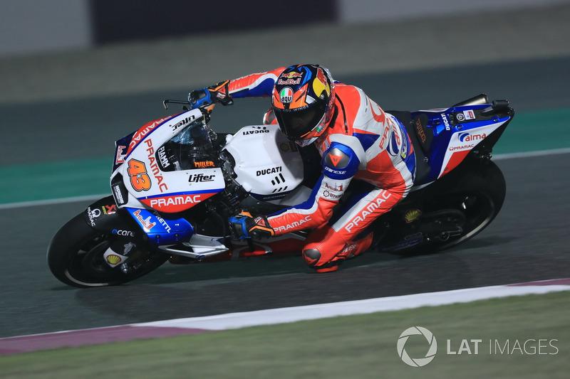 10. Jack Miller, Pramac Racing