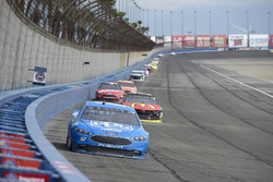 Ryan Blaney, Team Penske, Ford Fusion PPG, Jamie McMurray, Chip Ganassi Racing, Chevrolet Camaro McDonald's