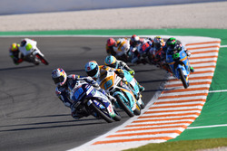 Start action, Jorge Martin, Del Conca Gresini Racing Moto3 leads