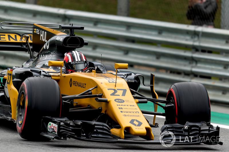 11 місце — Ніко Хюлькенберг, Renault — 41