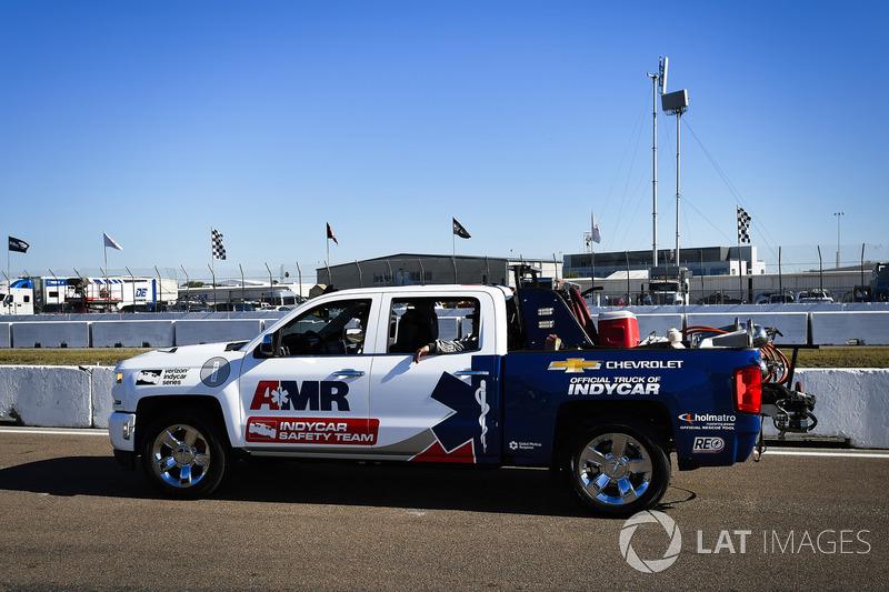 AMR IndyCar Safety Team