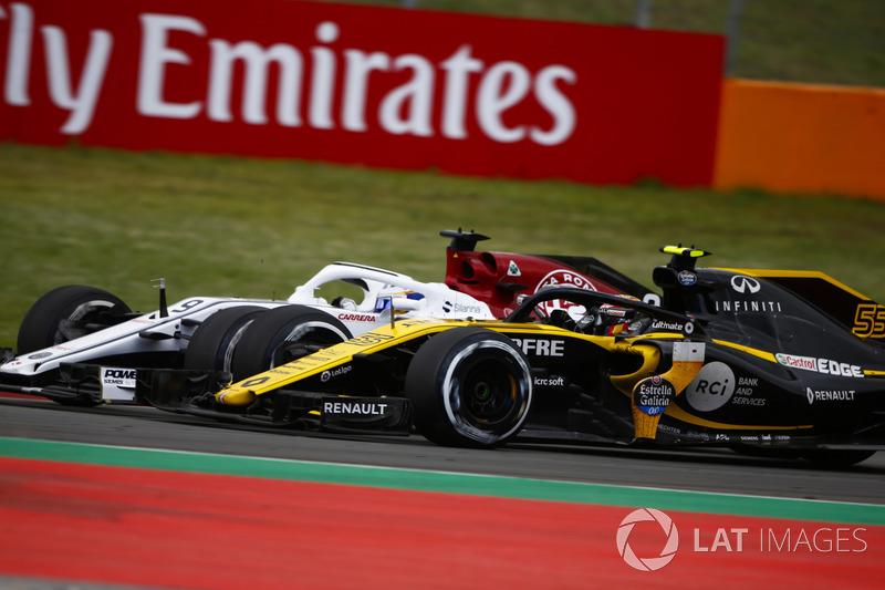 Carlos Sainz Jr. - Renault Sport F1