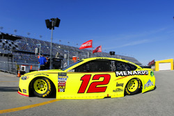 Ryan Blaney, Team Penske, Menards/Peak Ford Fusion