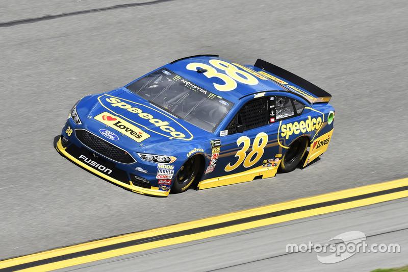 #38: David Ragan, Front Row Motorsports, Ford Fusion