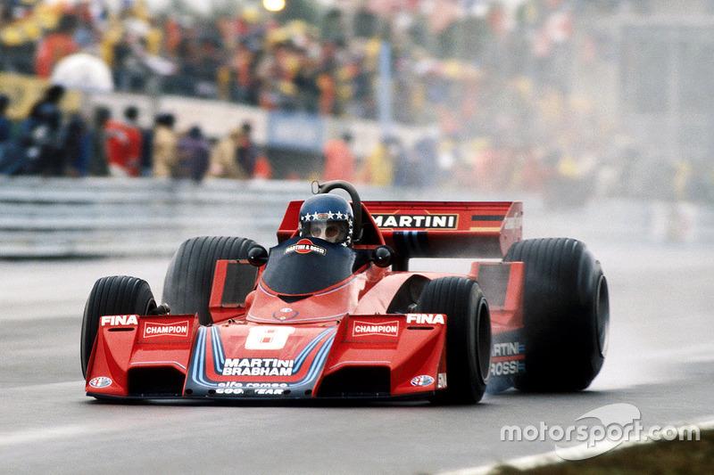 Brabham BT45B с мотором Alfa Romeo (1977)