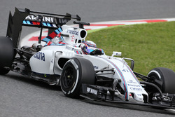 Алекс Лінн, Williams Formula 1