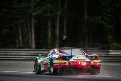 #51 AF Corse Ferrari 488 GTE: Джанмарія Бруні, Джеймс Каладо, Алессандро П'єр Гуіді