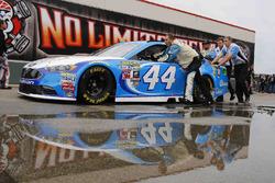 Wagen van Brian Scott, Richard Petty Motorsports Ford