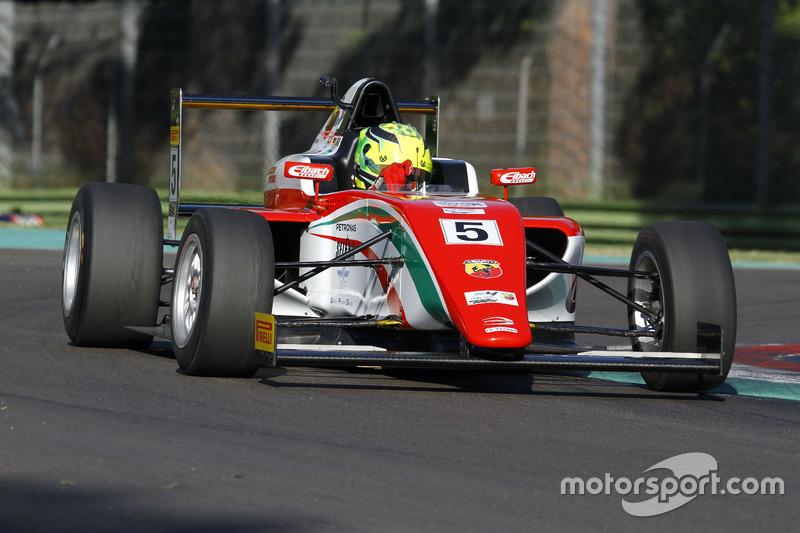 Mick Schumacher, Premapower Team