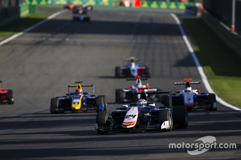 Konstantin Tereshchenko, Campos Racing