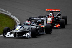 Педро Пике, Van Amersfoort Racing Dallara F316 - Mercedes