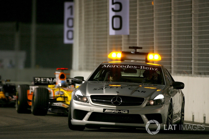 2008, Гран Прі Сінгапуру