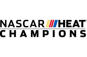 NASCAR Heat Champions logo