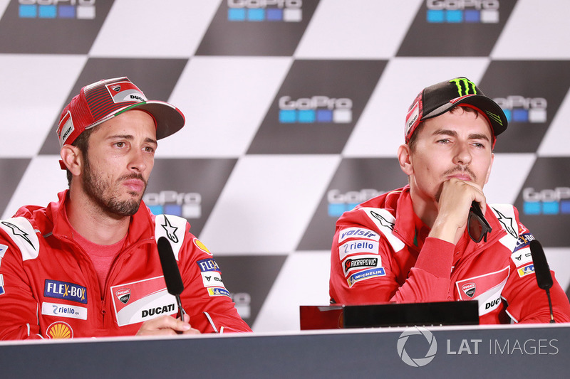 Platz 8: Ducati-Kleinkrieg