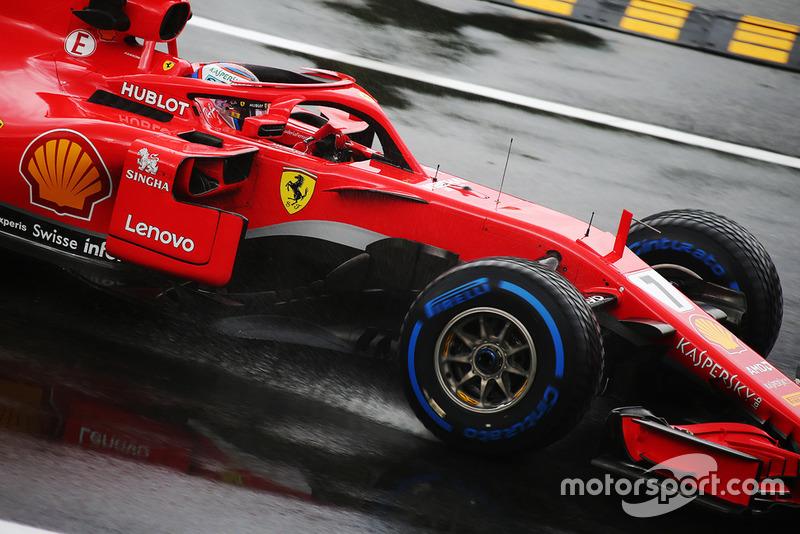 4 місце — Кімі Райкконен, Ferrari — 231
